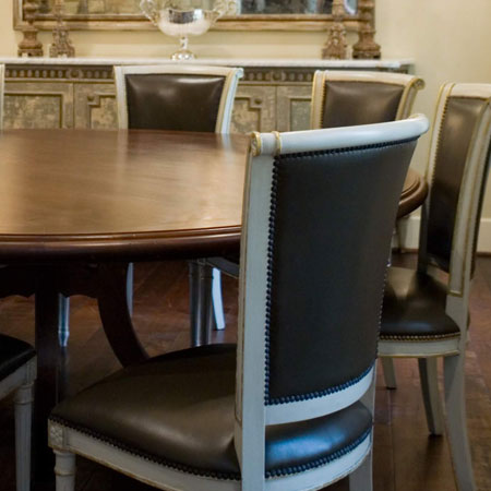 Mortise Tenon Table