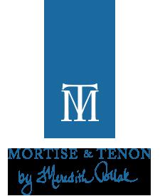 Mortise Tenon Logo