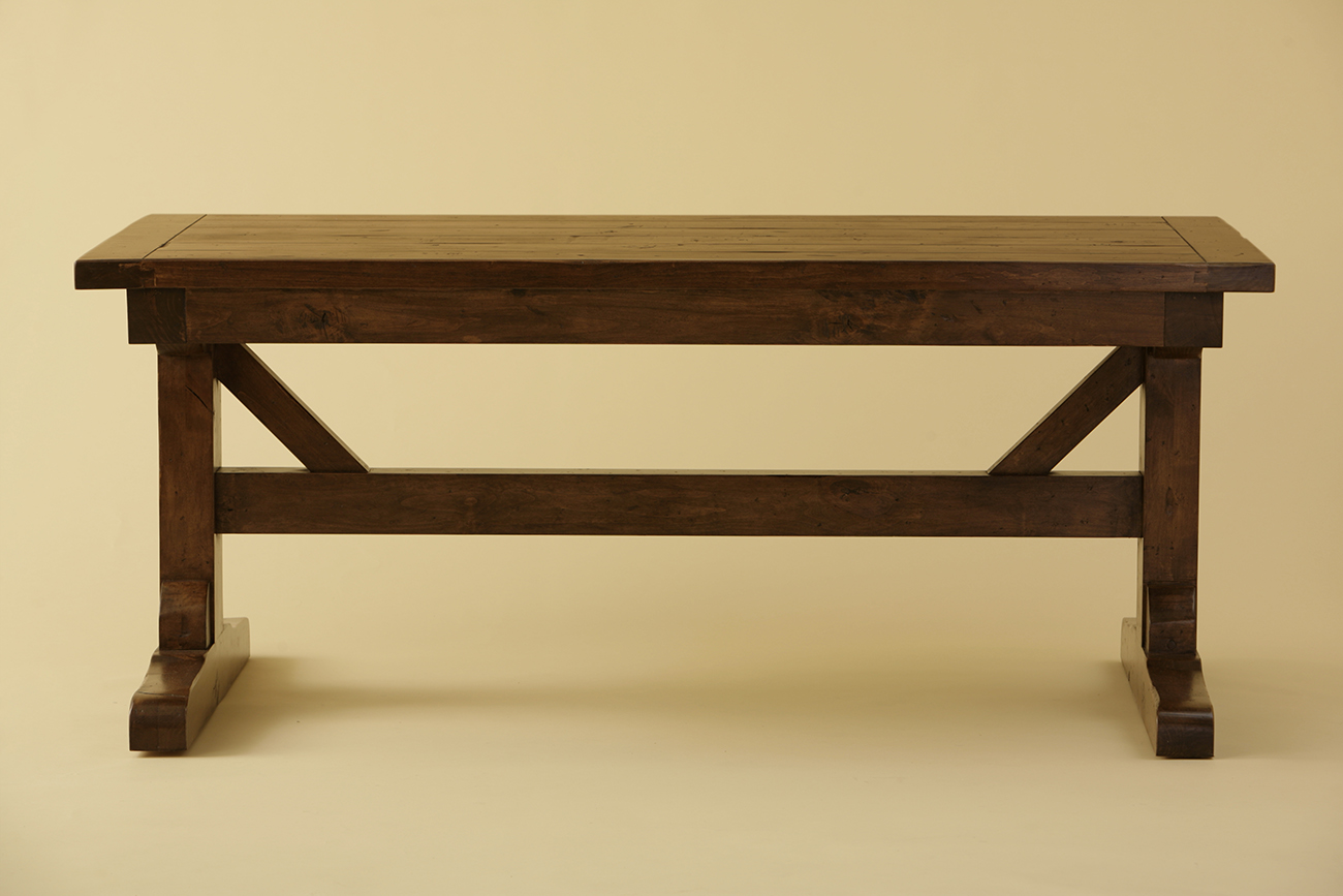 American Primitive Trestle Desk