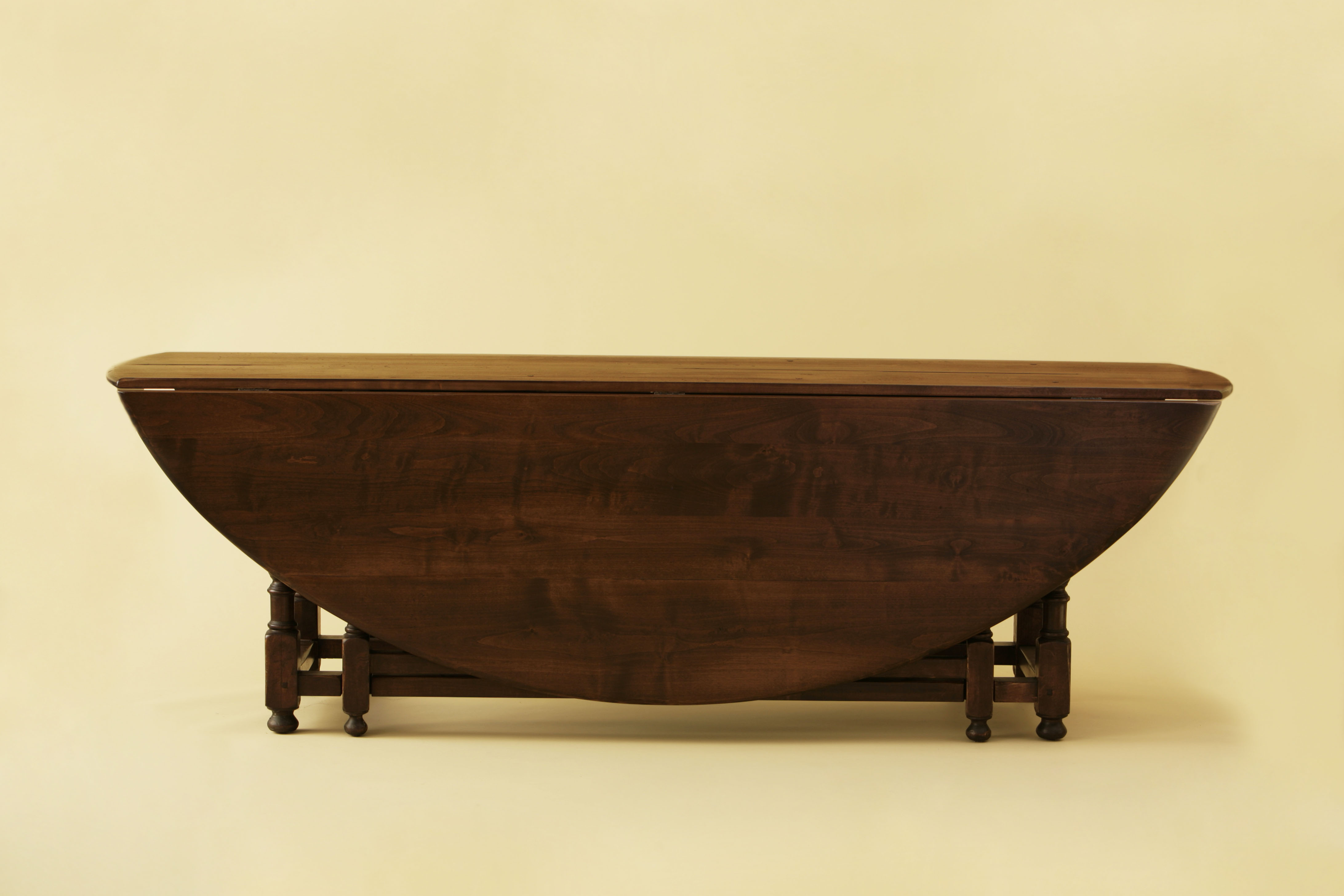 Oval Gateleg Table